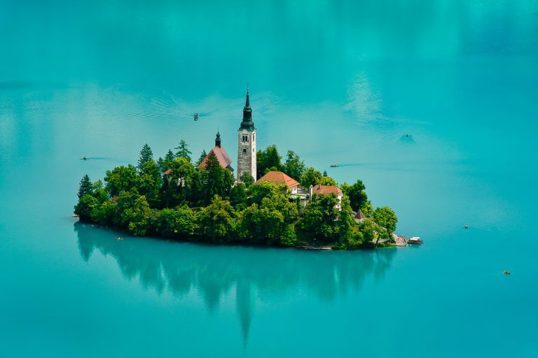 An unexpected journey to Bled